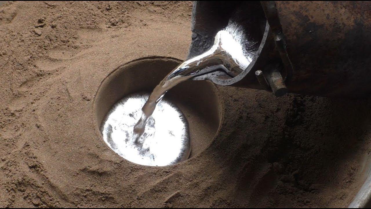 кварцевый песок литейный